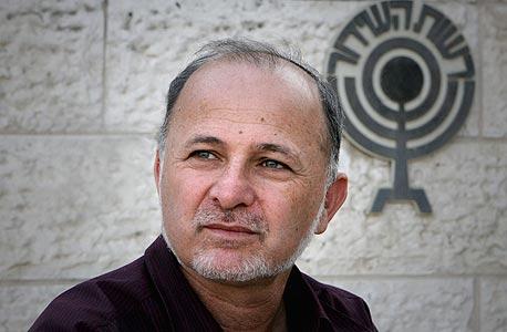 """יו""""ר ערוץ מורשת, מנכ""""ל רשות השידור לשעבר, מוטי שקלאר, צילום: אלכס קולומויסקי"""