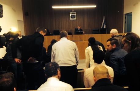 נוחי דנקנר בבית המשפט היום