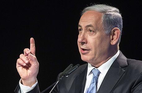 בנימין נתניהו ראש הממשלה, צילום: איי אף פי