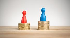פער שכר נשים גברים פערים פערי שכר משכורת, צילום: שאטרסטוק