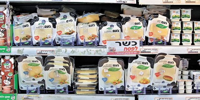 גבינה צהובה של טרה. החברה המשווקת תצטרך למצוא קונה חלופי לסחורה, צילום: אוראל כהן
