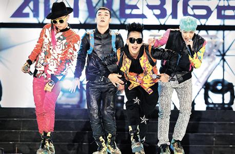 הסופר־גרופ הקוריאנית ביג באנג, שהוכתרה ב־2011 כלהקת השנה של MTV. החזר על ההשקעה בשיעור של 823% בשנה
