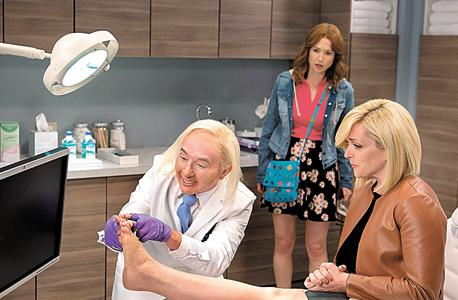 """מוצרי ד""""ר ברנדט. עומדים במבחן התוצאה, צילום: NBC"""