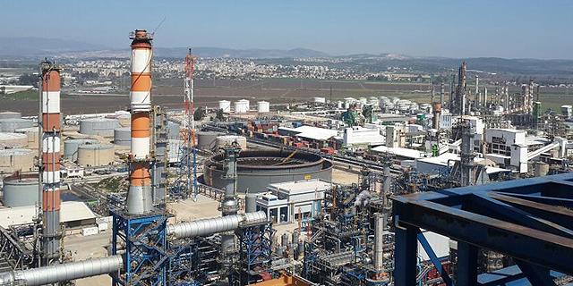 מפעל פטרוכימיים , צילום: אורן פרוינד