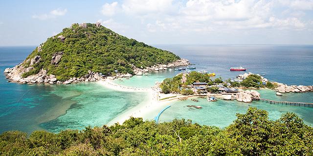 גייסו חברים לעבודה - וטוסו לחופשה בתאילנד
