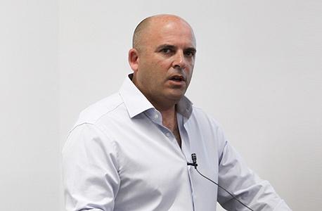 איתי שטרום מעיד היום בבית המשפט, צילום: אוראל כהן