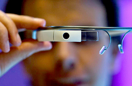 Google Glass. Photo: Bloomberg