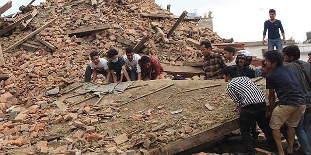 מחיר רעידת האדמה בנפאל: יותר מ-5 מיליארד דולר