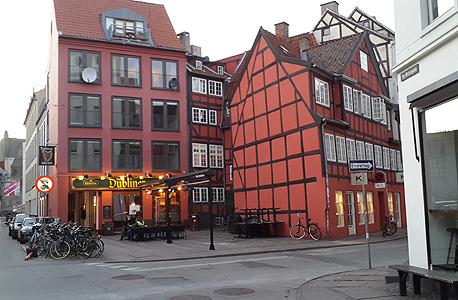 קופנהגן. דנמרק במקום ה-2 במדד, צילום:דוד הכהן