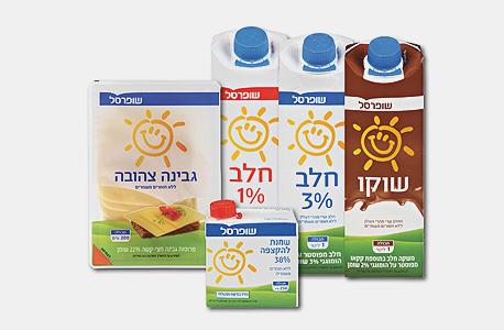 שופרסל מוצרי חלב חלב מוזל יוקר המחיה הזולות מוצרי מזון