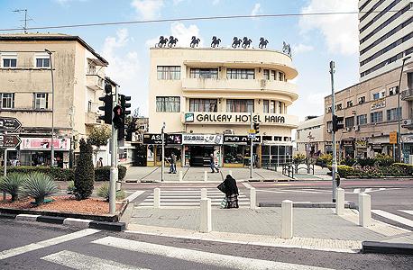 מלון ארט גלרי ברחוב הרצל