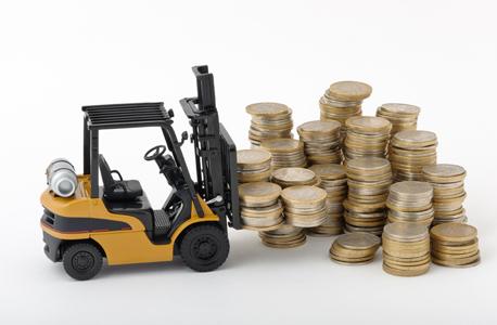 פנסיה חיסכון חסכון כסף העברה מטבעות ניוד, צילום: שאטרסטוק