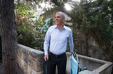 שר האוצר משה כחלון יור מפלגת כולנו, צילום: גיל נחושתן