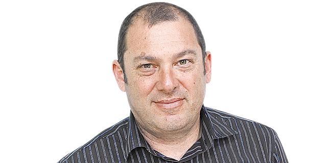 """יוסי פרשקובסקי, מנכ""""ל משותף בחברת פרשקובסקי, צילום: אריאל בשור"""
