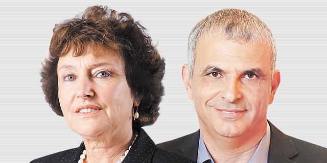 פלוג וכחלון סיימו פגישה ראשונה: תוקם ועדה לקידום התחרות באשראי