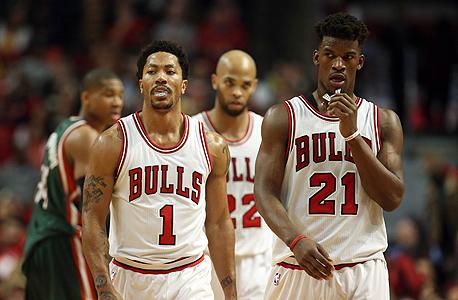 שיקגו בולס. שיקגו בולס כנראה תחמיץ העונה את הפלייאוף ב-NBA, לראשונה מזה שבע שנים