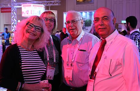 תמונות מהוועידה, צילום: נמרוד גליקמן