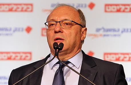 """פרופ' ליאו ליידרמן, היועץ הכלכלי הראשי של בנק הפועלים בוועידת הנדל""""ן של """"כלכליסט"""""""