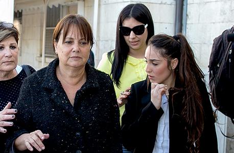 עוד רות דוד בית משפט שלום ירושלים, צילום: אוהד צויגנברג