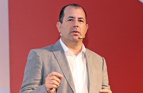אמיר ברמלי בוועידה לעסקים קטנים ובינוניים