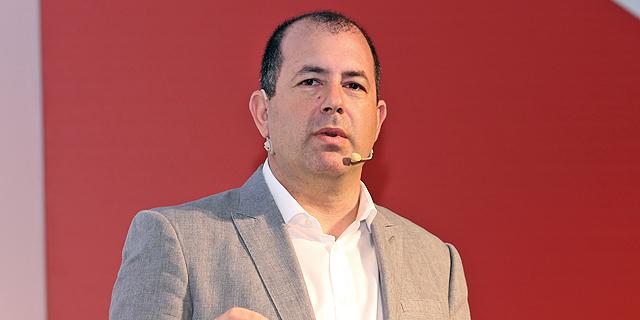 אמיר ברמלי בוועידה לעסקים קטנים ובינוניים, צילום: נמרוד גליקמן