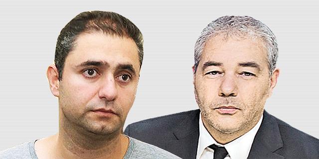 """הוארך מעצרם של עו""""ד רונאל פישר וקצין המשטרה לשעבר ערן מלכה"""