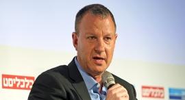 JVP's founder and chairman Erel Margalit