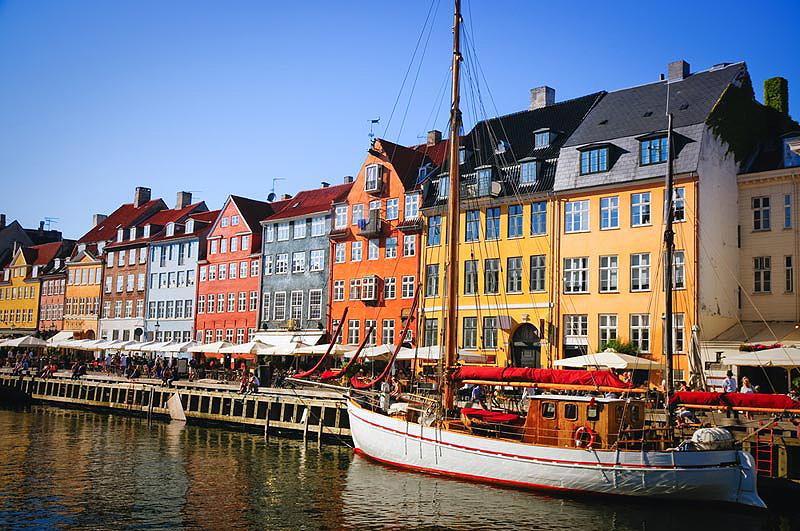 במקום ה-9: קופנהאגן, דנמרק, צילום: שאטרסטוק