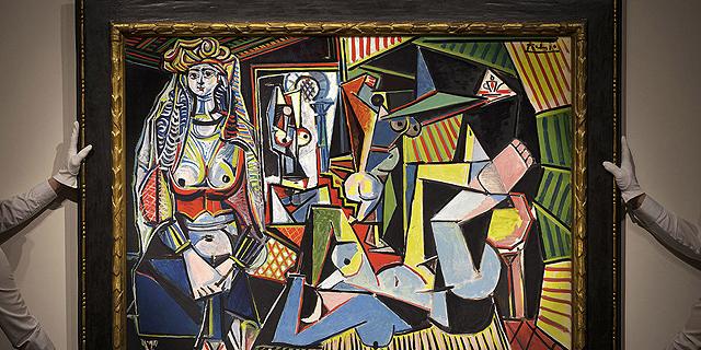 ציור של פיקאסו צפוי לשבור שיא עולמי ולהימכר בכ-155 מיליון דולר