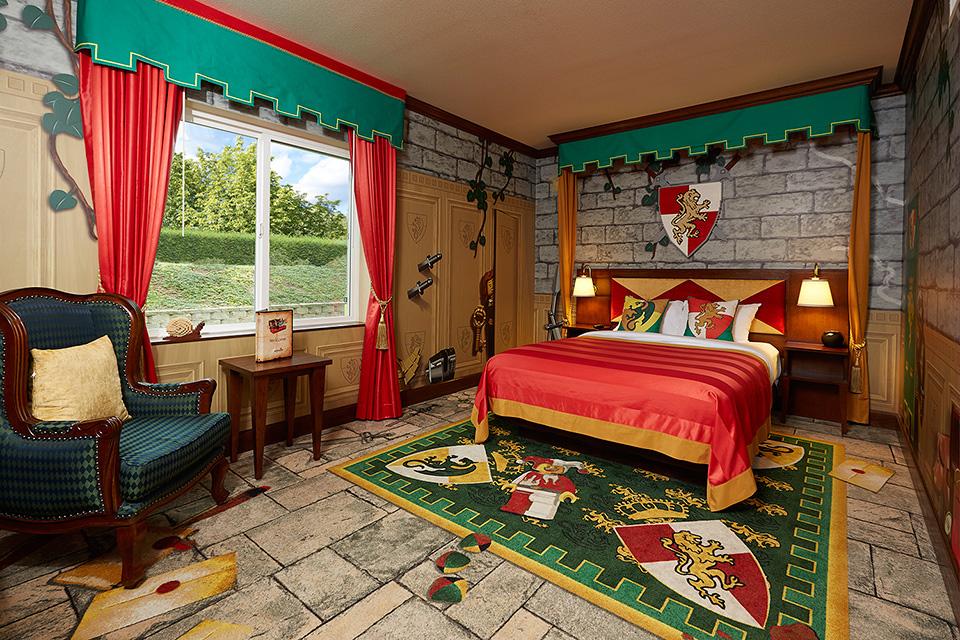 חדר שינה נוסף בסגנון שונה