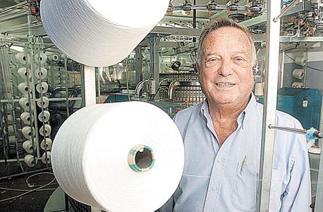 דב לאוטמן במפעל דלתא, 2006