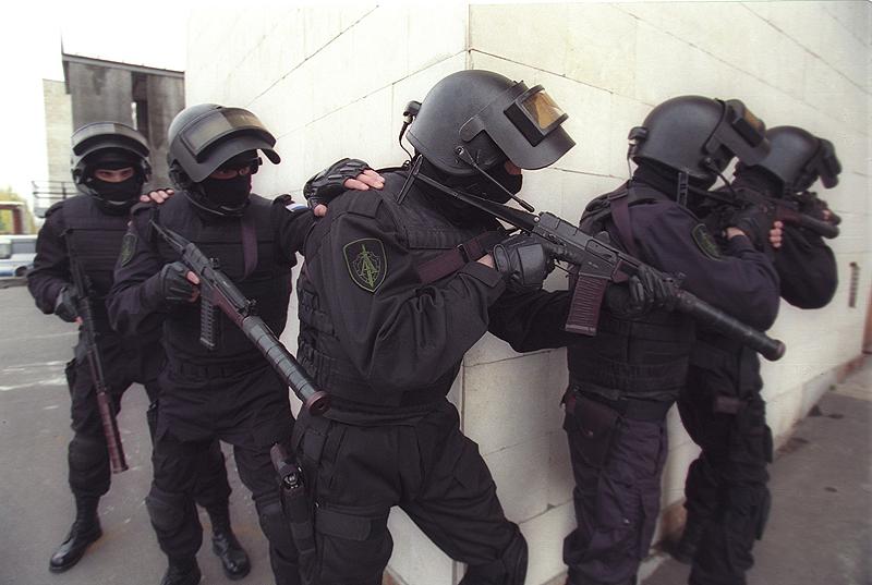 יחידת אלפא של רוסיה. הוקמה על ידי הק.ג.ב