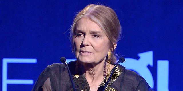 הפעילה הפמיניסטית גלוריה סטיינם. השראה?, צילום: אי אף פי