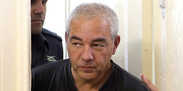 פישר. ביקש להשלח למעצר בית אצל חמותו, צילום: אלכס קולומויסקי