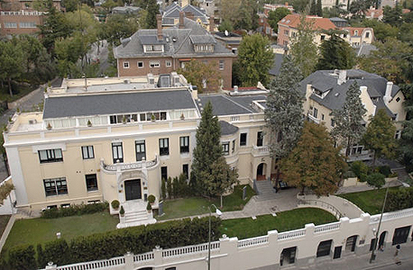 1. אוניברסיטת IE במדריד