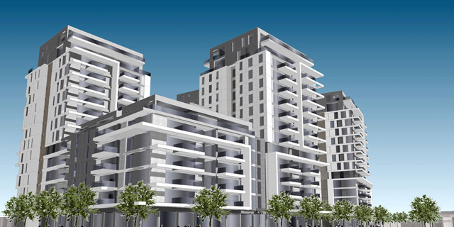 חברת מנרב תקים פרויקט פינוי בינוי ל- 362 יחידות דיור בהרצליה