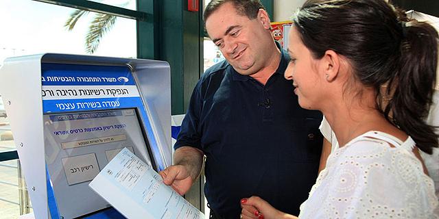 מספר בעלי רשיון נהיגה בישראל בסוף 2018: 4.358 מיליון