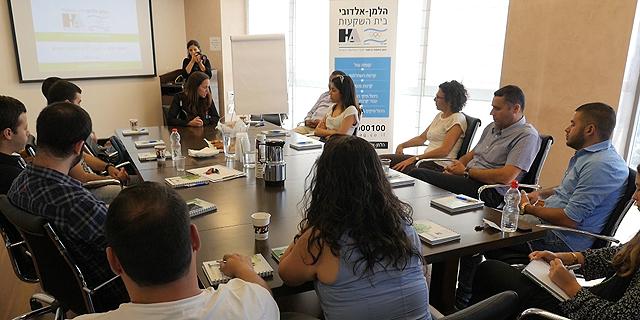 מרכז טאוב:  שיעור הלומדים אנגלית 5 יחידות במגזר הערבי – 17%, שליש ממהיהודים