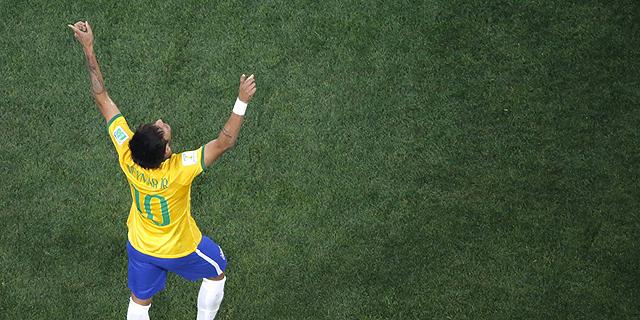 דיווח: חברת שיווק קובעת את ההרכב של נבחרת ברזיל מאז 2012