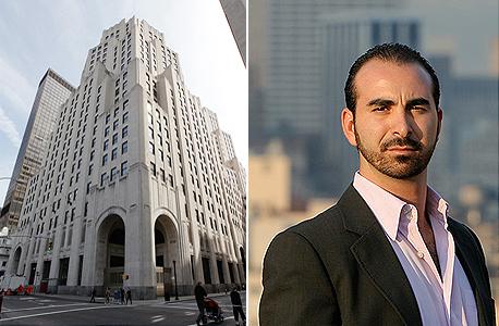 אלכס ספיר והבניין בשדרות מדיסון 11 בניו יורק