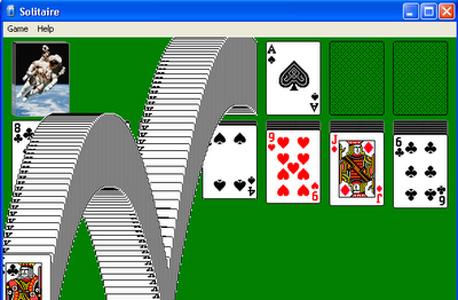 סוליטייר מיקרוסופט קלפים משחקים