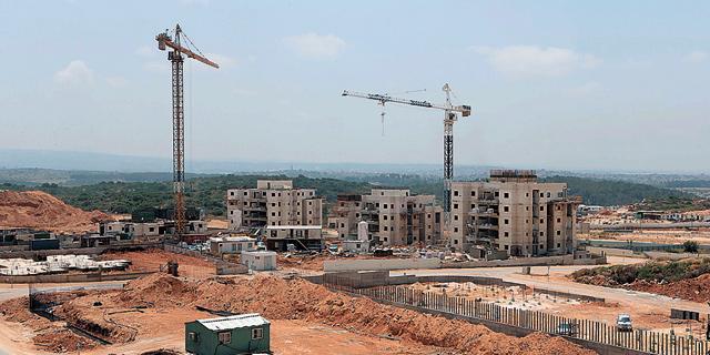 בנייה (ארכיון), צילום: אלעד גרשגורן