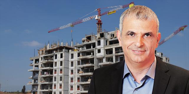קבינט הדיור אישר: 40 אלף דירות יוקמו במסלול מואץ