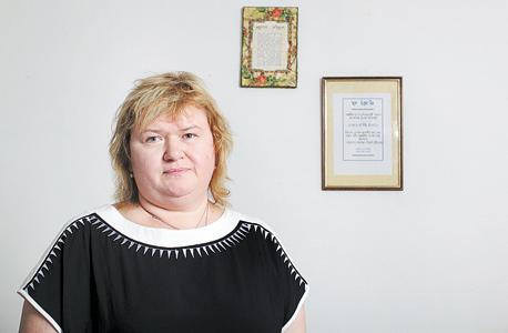 """אוקסנה טרסנקו. """"לרפואה ברוסיה לא אחזור לעולם"""""""