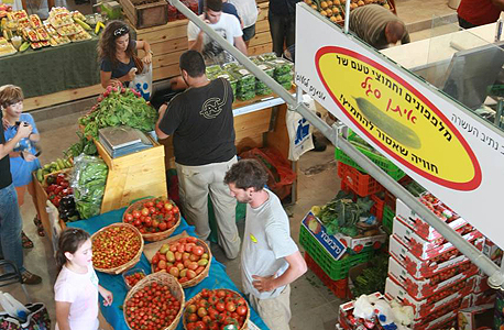 שוק איכרים בתל אביב