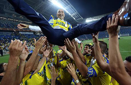 פאקו. השתפר ולמד את הקבוצה שלו ואת הכדורגל הישראלי תוך כדי תנועה