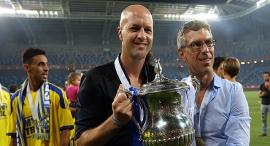 מיטשל גולדהאר ג'ורדי קרויף גביע המדינה מכבי תל אביב , צילום: עוז מועלם