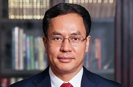 לי הג'ון. הדיח את ג'ק מא מראש רשימת העשירים בסין בחודש  שעבר