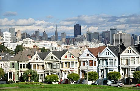 סן פרנסיסקו. משבר דיור