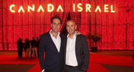 אסי טוכנאייר וברק רוזן, בעלי ישראל קנדה, צילום: חן גלילי